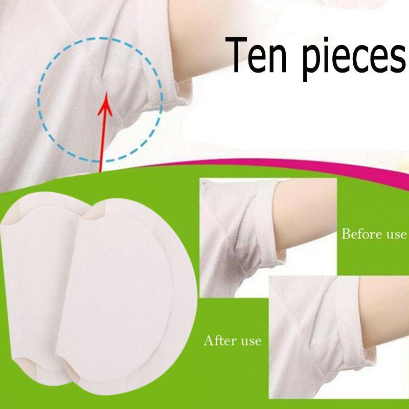 Clothing Underarm Care Sweat Sweat Shield Odor Deodorant Armpit Sticker Absorption Pad
