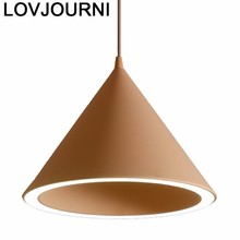 Lampara De Techo Colgante Moderna Industrieel Lustre Light Pendente Hanging Lamp Loft Luminaria Luminaire Suspendu Hanglamp