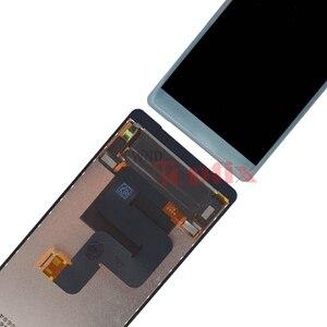 """Image 3 - 100% Được Kiểm Tra 5.0 """"Inch Màn Hình Hiển Thị LCD Bộ Số Hóa Màn Hình Cảm Ứng Cho Sony Xperia XZ2 Nhỏ Gọn Màn Hình LCD Linh Kiện Thay Thế Cho Sony XZ2 Mini Màn Hình LCD"""