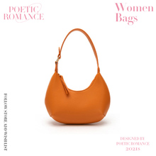 Fashionable Handbags One-Shoulder Style Women Simple-Bag Sense Three-Dimensional Lady