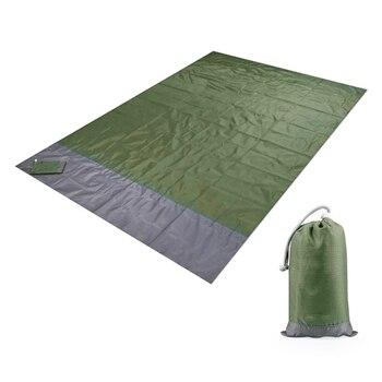 Αδιάβροχο χαλί παραλίας κουβέρτα εδάφους Φορητό για πικ-νικ