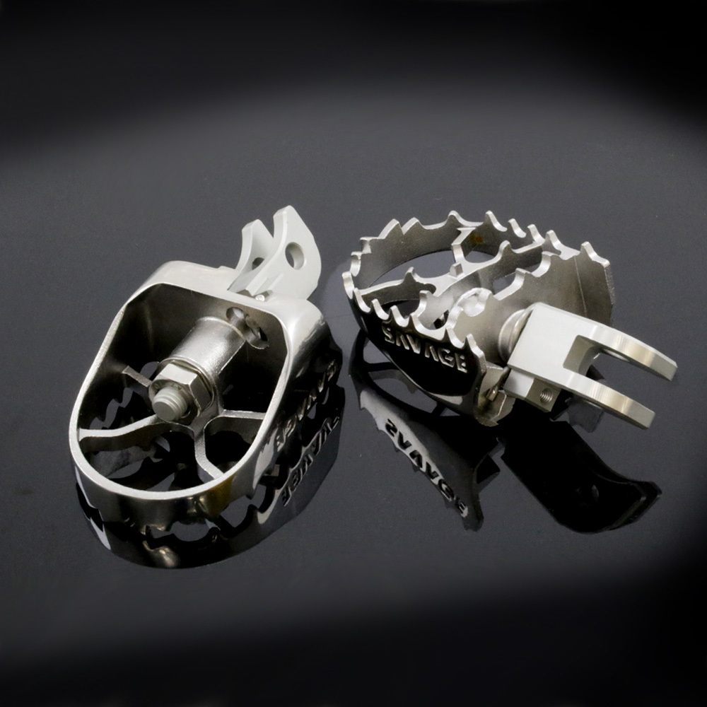 For Ktm 690 Pato 12 -17 Width Endure Bike Footprints Adjustable Angles Footpegs