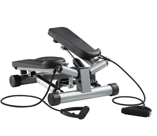 ติดตั้งSteppersฟิตเนสอุปกรณ์ลู่วิ่งที่เงียบสงบHome Miniลดน้ำหนักMulti-Functional Pedalฟิตเนสอุปกรณ์HWC