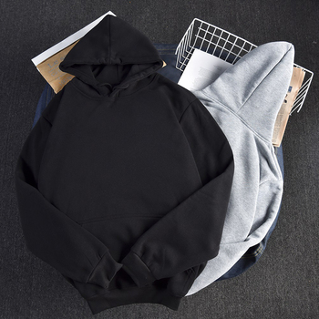 Ailegogo Casual Solid Hooded Hoodies Women Long Sleeve Plus Size Sweatshirts Autumn Pullover Pure Fashion Tops Sudaderas 4