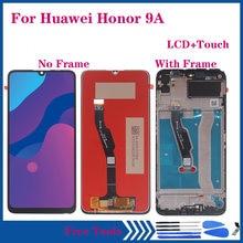 """63 """"новый дисплей для huawei honor 9a ЖК сенсорный экран"""