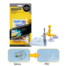 Windshield Repair Kit Car Window Repair Glass Scratch Crack Restore Tool Car Window Screen Polishing Car Styling