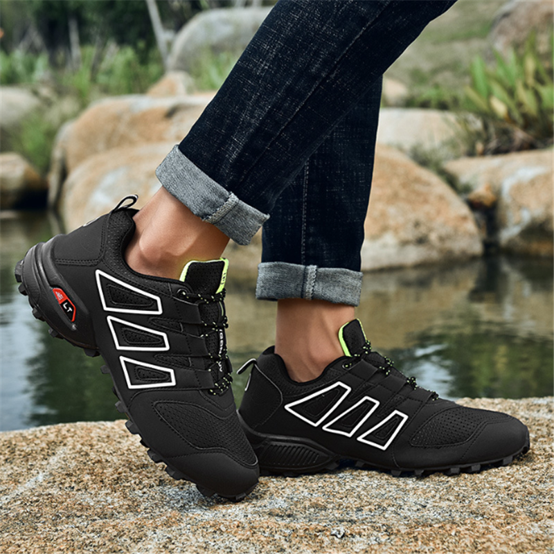 Summer Trend Explosion Models Solomon Series Outdoor Sports Hiking Shoes Breathable Casual Sports Shoes Low To Help Slip Wear