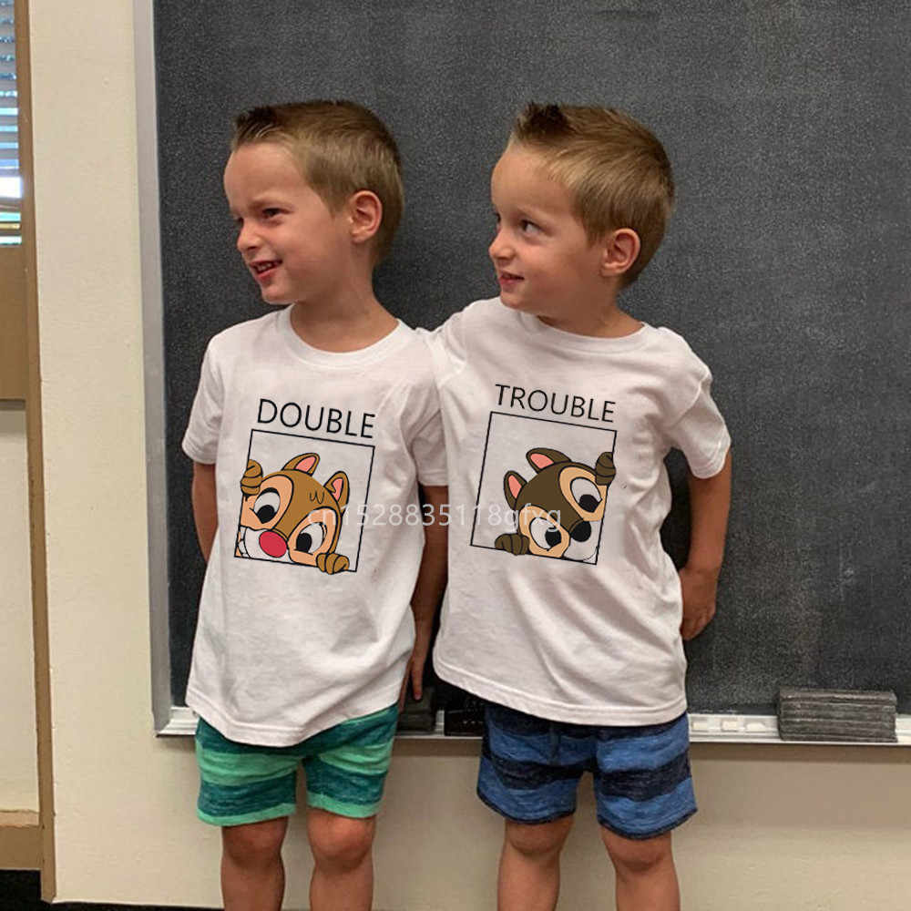 My Sister is My Bestie Boys Girls Childrens Kids T-Shirt
