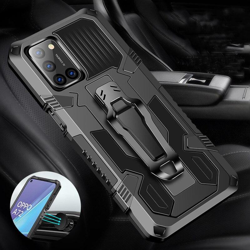Основная Защитная крышка для Oppo A73 A15 Рено 4F 2Z 2F A93 A53 A32 A92 A72 F17 Pro противоударный защитный чехол для телефона