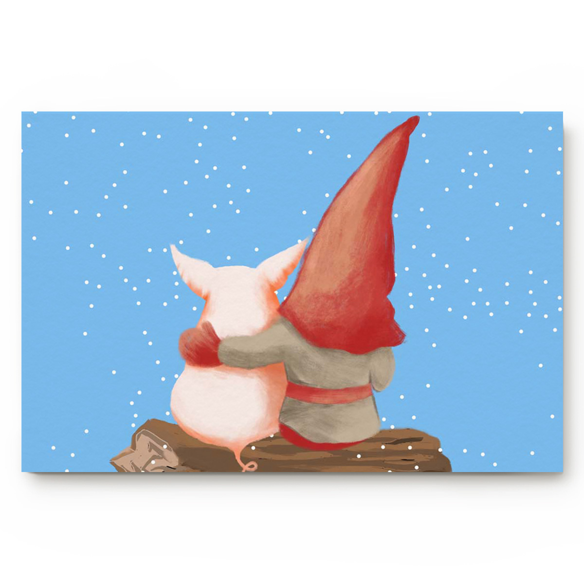 Gnome Pig Snowing Stakes Bathroom Kitchen Living Room Carpet Doormat Home Decor Non Slip Floor Mat Mat Aliexpress
