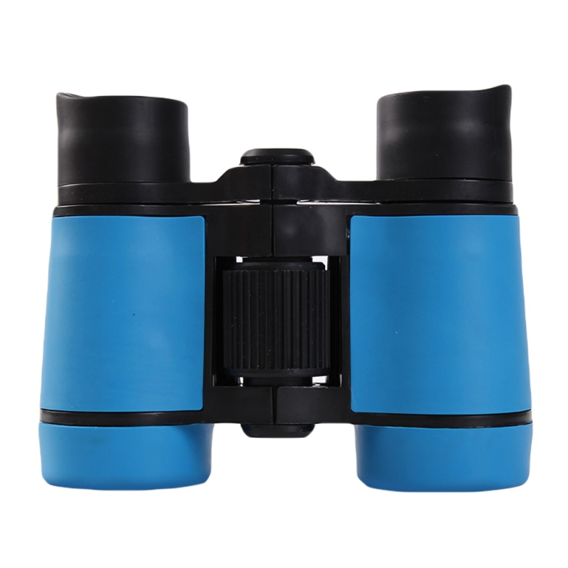 Hot Outdoor Children\'s Binoculars Children\'s Telescope Plastic Game Toy Compact Magnification Observation 4x30mm Binoculars