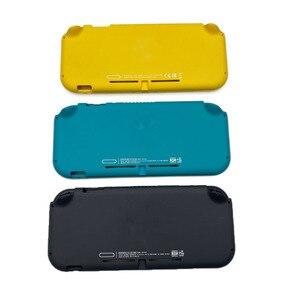 Image 3 - Nhựa Thay Thế Vỏ Ốp Lưng Dành Cho Máy Nintendo Switch Lite Nslite Tay Cầm Cứng Nhà Ở Vỏ Dán Mặt Lưng Bao W/Nút Bộ