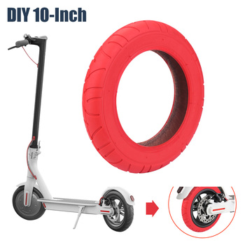 цена на 10 Inches Tire for Xiaomi M365 Pro Scooter Wheel Tubes Outer Tire Electric Scooter Balancing Hoverboard Self Smart Balance Tire