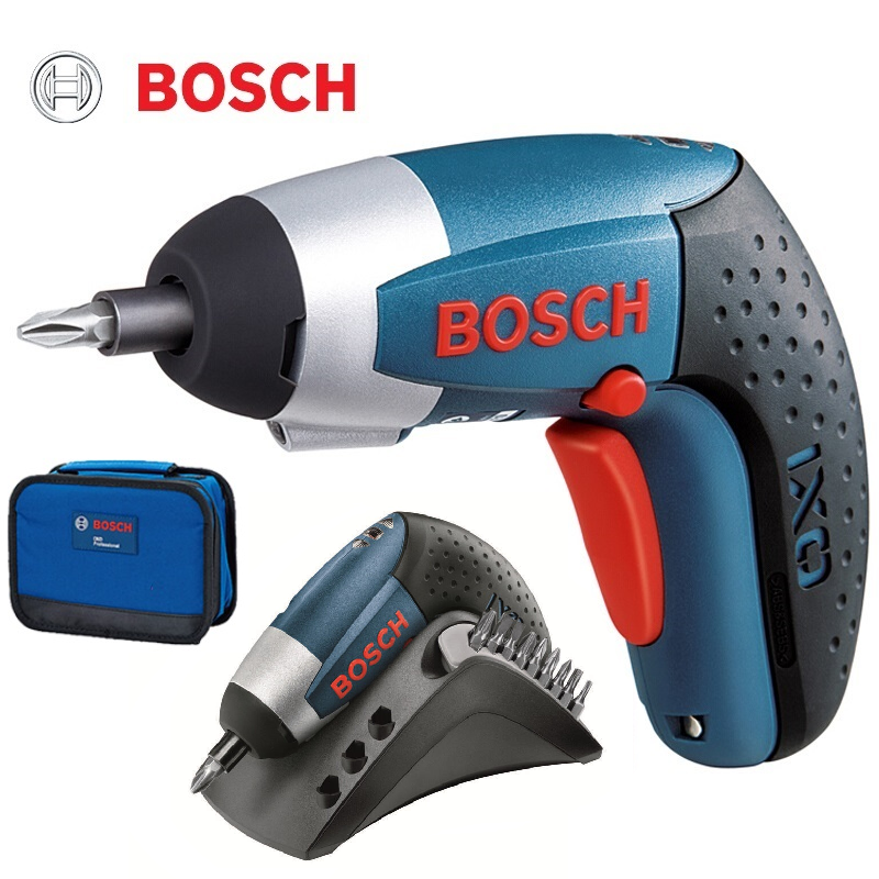 BOSCH IXO3.6 Cordless Electrical Screwdriver 3.6V Lithium-ion Battery Rechargeable Household DIY Cordless Power Tools