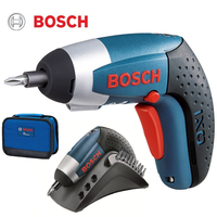 BOSCH IXO3.6 Cordless Electrical Screwdriver 3.6V Lithium ion Battery Rechargeable Household DIY Cordless Power Tools