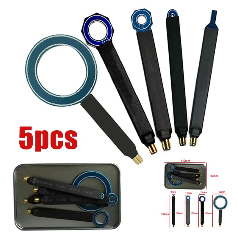 5 teile/satz Neue Durable EMC EMI Near-field Einfache Sonde 9 KHz-90 MHz Arc Schweißer Werkzeuge für Durchgeführt Strahlung
