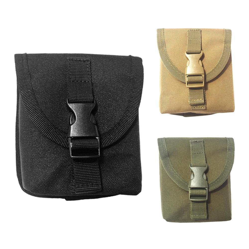 600D Nylon Spare Replacement Scuba Diving Weight Belt  Pocket With Quick Release Buckle 14 X 12cm