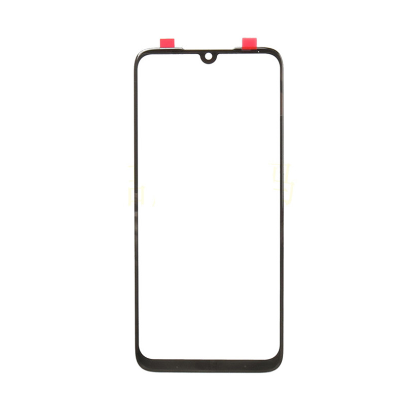 Note7 Outer Screen For Xiaomi Redmi Note 7 Front Touch Panel LCD Display Screen Out Glass Cover Lens Phone Repair Replace Parts