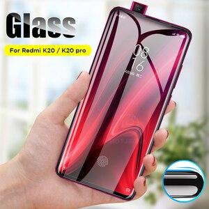 Full Cover Tempered Glass For Xiaomi Mi 9T Mi9 T Mi9T Pro Screen Protector For Xiaomi Redmi K20 K 20 Pro Protective Glass Film(China)