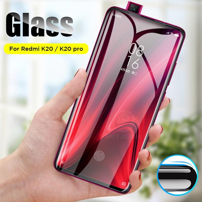 Full Cover Tempered Glass For Xiaomi Mi 9T Mi9T Pro Screen Protector For Xiaomi Redmi K20 K30 K 20 30 Pro Mi9 Protective Glass(China)
