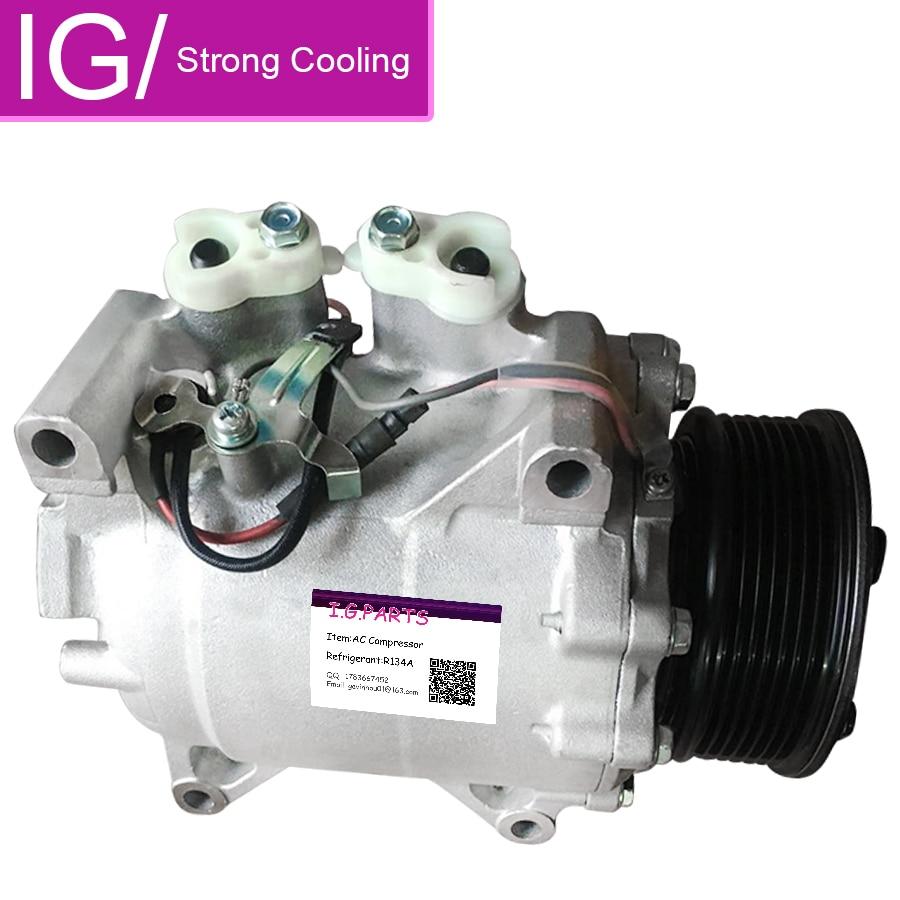 A//C Compressor 38810-PNB-006 for 2002-2006 Honda CRV Compressor New