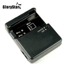Cargador de batería para cámara Nikon D3000, D5000, D8000, D60, D40, D40X, EN EL9, Lithunm ion, cargador de batería, enchufe US/EU/AU/UK MH23