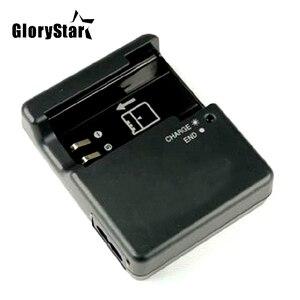 Image 1 - Ładowarka do baterii aparatu Nikon D3000 D5000 D8000 D60 D40 D40X EN EL9 EN EL9a ładowarka litowo jonowa usa/ue/AU/UK wtyczka MH23