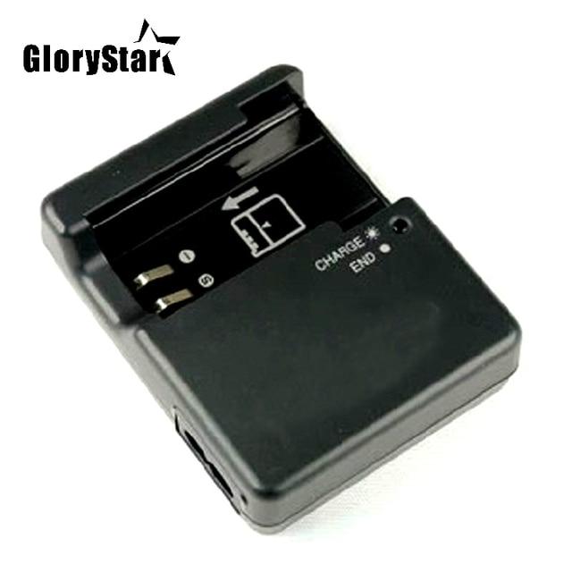 Ładowarka do baterii aparatu Nikon D3000 D5000 D8000 D60 D40 D40X EN EL9 EN EL9a ładowarka litowo jonowa usa/ue/AU/UK wtyczka MH23