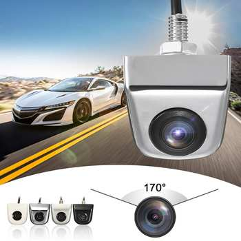 HD Rearview Waterproof Night Vision 170 Degree Wide Angle Car Rear View Camera Reversing Backup Camera Car Camera 4 colors hd car rear view camera reverse universal color image video night vision 170 degree wide angle waterproof backup for car camera