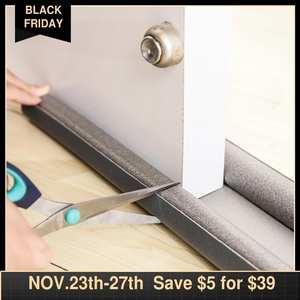 Sealing-Strip Draft Stopper Door-Bottom Window Under-Door Dust-Proof Noise-Reduction