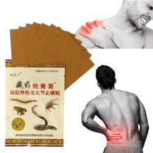 24pcs  Knee Joint Pain Relieving Patch Medical Herbs Plaster Relief Back Patches Tiger Balm