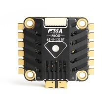 Tmotor F55A PRO II F55A PROII.F3 F45A 6S 4In1 ESC régulateur de vitesse électronique BLHELI_32 dfusil 1200 5V BEC pour t motor F40 F60