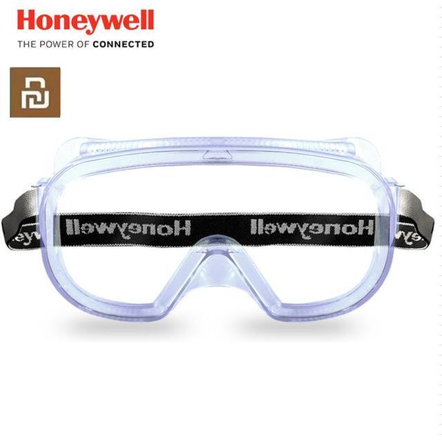 Youpin Honeywell Anti หมอกต่อต้านและลมแรงต่อต้านความทนทานต่อฝุ่นโปร่งใสกระจกทำงานสำหรับSmart Home
