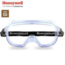 Youpin honeywell anti nevoeiro antiareia à prova de vento anti poeira resistente vidro de trabalho transparente para kit casa inteligente