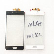 لمس ل Meizu Meilan M5S M 5S 5 s M612 محول الأرقام بشاشة تعمل بلمس قطعة بديلة لمستشعر ل Meizu M5C Meilan 5C M710H اللمس