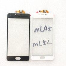 PANTALLA TÁCTIL PARA Meizu Meilan M5S M 5S 5 s M612 reemplazo del Sensor del digitalizador de la pantalla táctil para Meizu M5C Meilan 5C m710H Touchpad