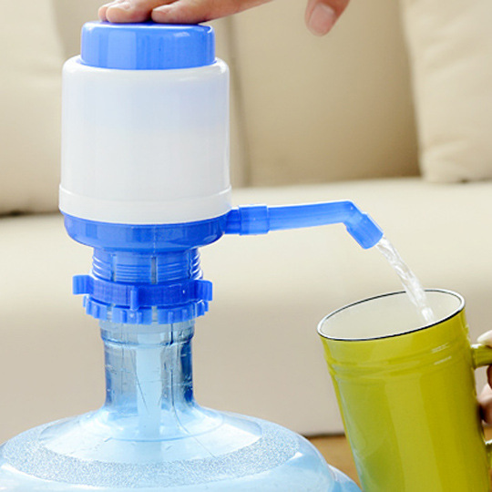 Hand pressure type water dispenser manual water pressure barrel water,automatic  water dispenser pump water suction