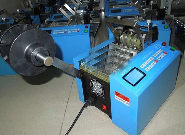 Nouvelle Machine de découpe de câble de tuyau de rétrécissement de voiture 110v et 220v Machine de cisaillement automatique de gaine thermorétractable - 2