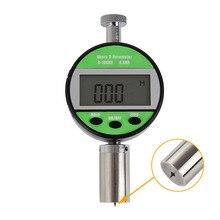 Shore C hardness meter digital hard tester LX-C type Durometer