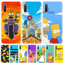 The Homer Simpsons cute Phone Case for Xiaomi Redmi Note 9S