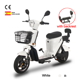 G1  350W Lithium Battery Electric Motorcycle Scooter 48V 20AH Motorbike High Speed Electric Vehicle Bicycle For Adults Men Women