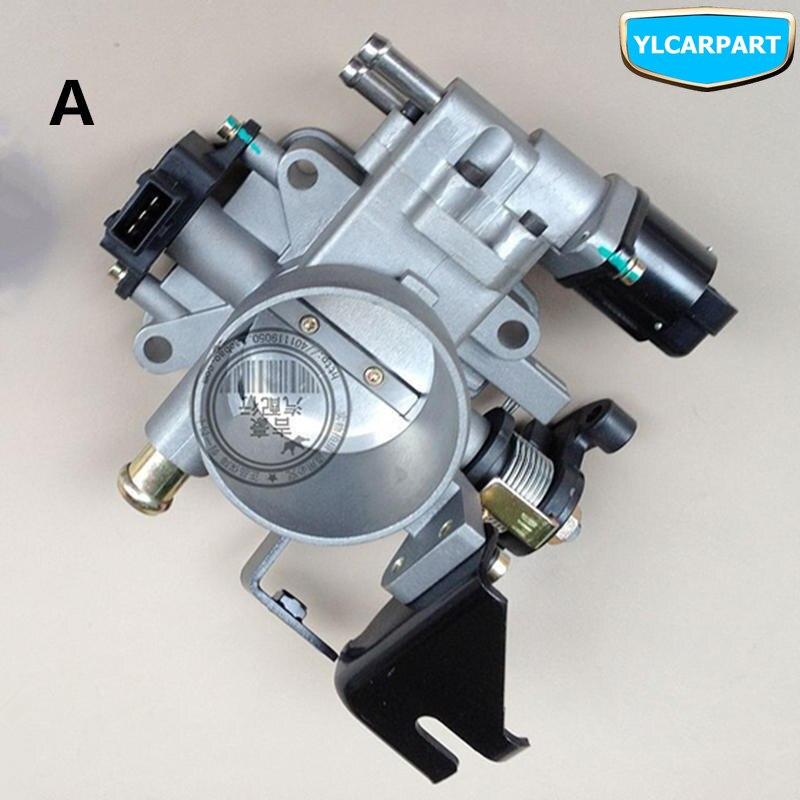 עבור ג 'ילי SC7, SC7 היוקרה, SL, FC, ראיית, רכב מנוע מצערת שסתום גוף הרכבה