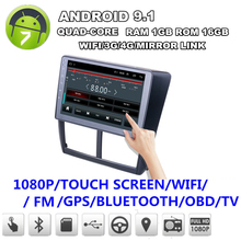 9 #8221 Android 9 1 Car Stereo Radio Head Unit HD GPS For Subaru Forester 2008-2012 cheap FY-UU 1024*600 FM Transmitter Bluetooth Touch Screen Charger Radio Tuner Mobile Phone MP3 MP4 Players
