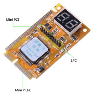 Image 2 - 3 in 1 PCI/PCI E/LPC Mini PC Laptop Analyzer Tester Module Diagnostic Post Test Card Electronic PCB Board LED Display