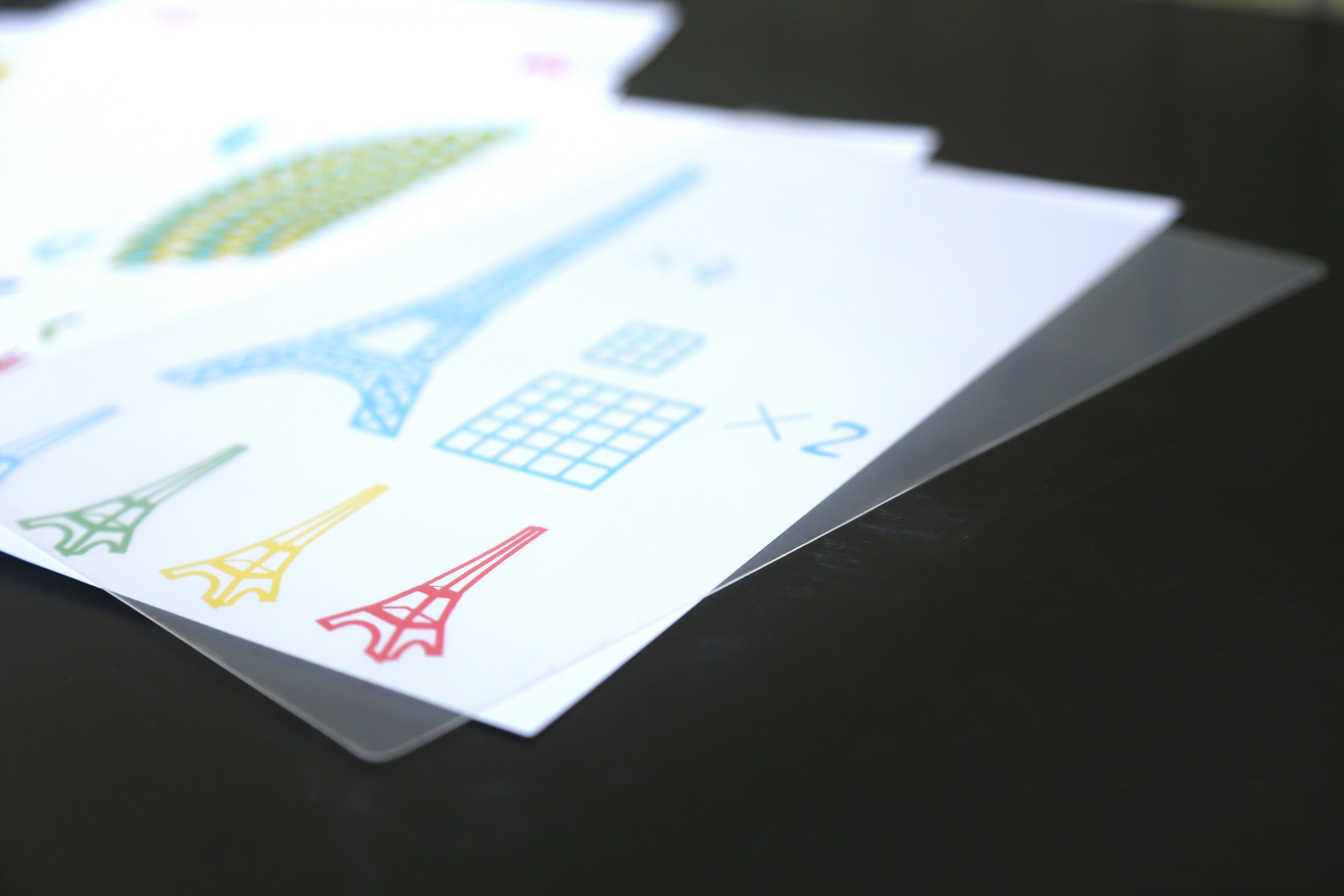 3d Pena 3d Menangani Copy Model Kertas Grafiti Papan Template Copy Papan Pola 20 Referensi Gambar 20 Pcs Copy Papermodels In 3d Pens From Komputer Kantor On Aliexpress