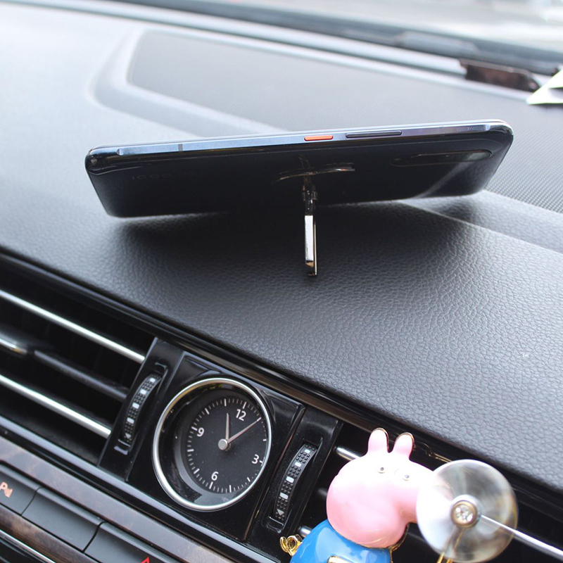 Universal Multi-function Phone Ring Buckle Bracket Cathead Car Bracket Air Outlet Mobile Phone Bracket Phone Holder