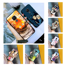 NBDRUICAI Howl's Howls Moving Castle Bling Cute Phone Case for Huawei Honor 10 9 8 8x 8c 9x 7c 7a Nova 3 3i Lite Y9 Y7 Y6(China)