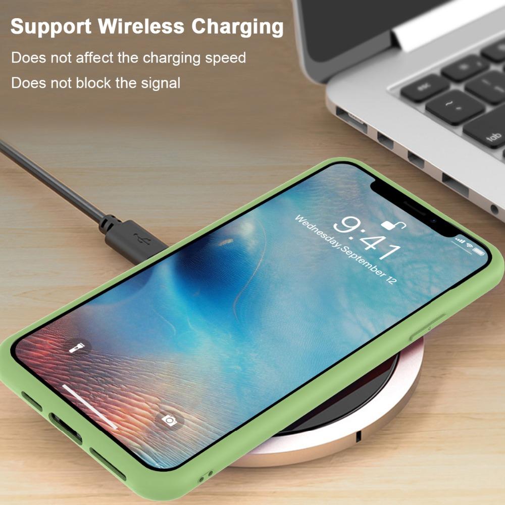 Torubia Silicone Case for iPhone 11/11 Pro/11 Pro Max 103
