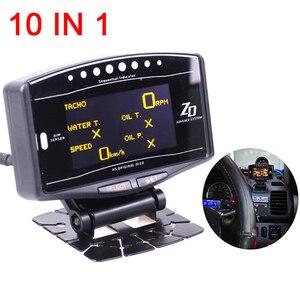Image 3 - Kit sport 10 en 1 Kit complet BF CR C2 avance ZD jauge automatique numérique avec capteurs électroniques