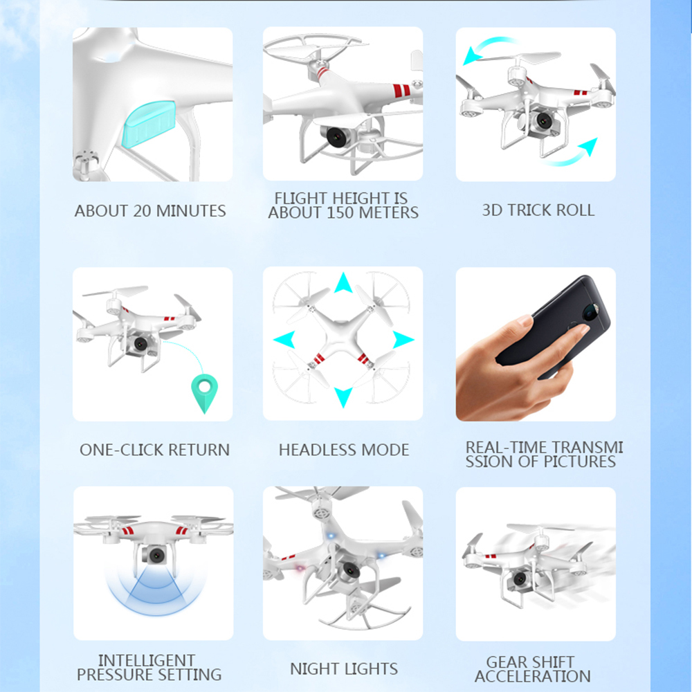 lowest price Feiyutech OFFICIAL FY-VT01 Drone 4k Camera Professioal 30km Long Distantance Mapping for Sony Canon DSLR Camera VS XiaoMi DJI